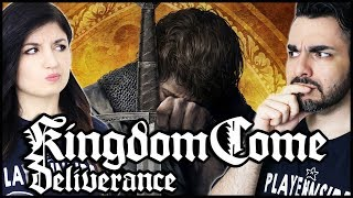 KINGDOM COME DELIVERANCE: QUALCOSA NON VA!