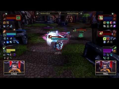 Method Black vs. Method Orange | World of Warcraft Arena World Championship | BlizzCon 2018