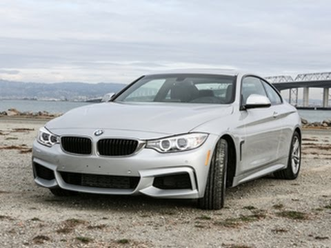 CNET On Cars On the road 2014 BMW 428i