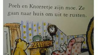 Learning the time in Dutch with Winnie de Poeh