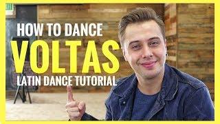 How To Dance SAMBA VOLTAS Latin Dance Tutorial