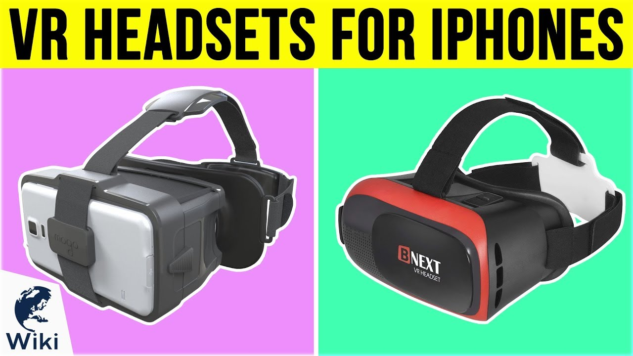 10 Best VR Headsets For iPhones 2019