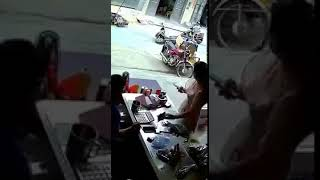 Real ghost accident in india...