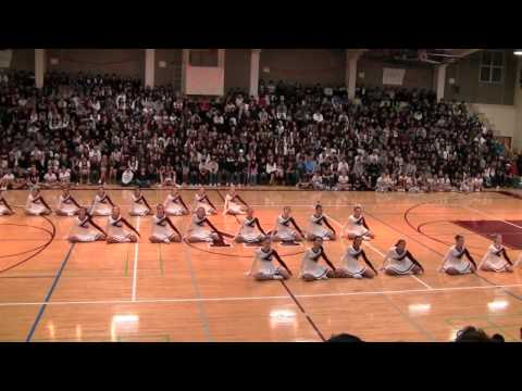 MIHS Drill Homecoming Assembly 2010
