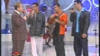 No Mercy @ Domingo Legal (Live in Brazil 1997) Please Don't Go, Interview & Where Do You Go