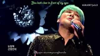 XIA Junsu - Loving You Keeps Me Alive LIVE @ EBS Space Empathy [han / rom / eng sub]