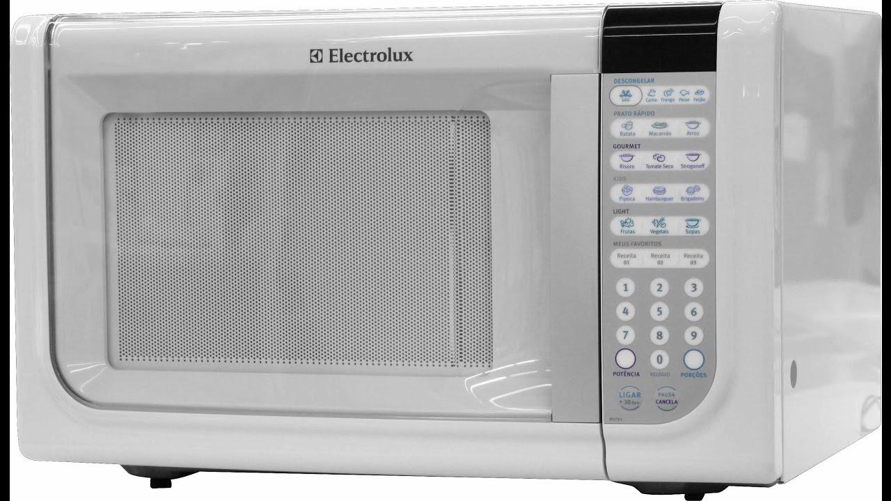 microondas electrolux mef41 liga a alta sozinho youtube. Black Bedroom Furniture Sets. Home Design Ideas