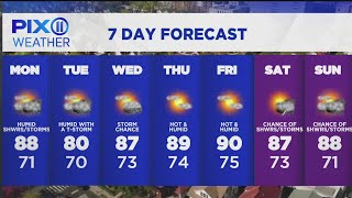 Risk of severe weather returns Monday; Flash flood watch issued