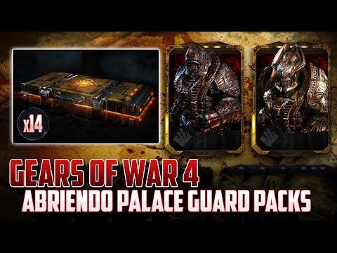 Gears of War 4   Abriendo Palace Guard Packs - El Juego Me Odia!!