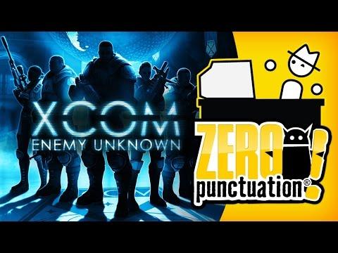 XCOM: ENEMY UNKNOWN (Zero Punctuation)