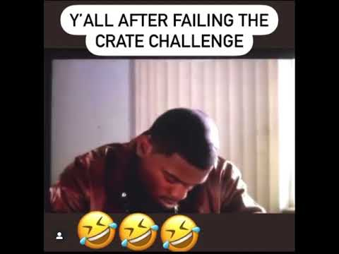 Download #crate #cratechallenge #hoodolympics Y'all After failing the #cratechallenge 🤣🤣🤣 #shorts