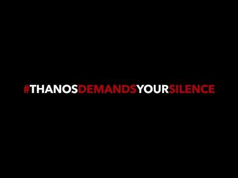 PSA: Say No to Spoilers | Marvel Studios' Avengers: Infinity War