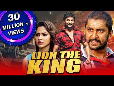 Lion The King (Janda Pai Kapiraju) Hindi Dubbed Full Movie | Nani, Amala Paul, Sarathkumar