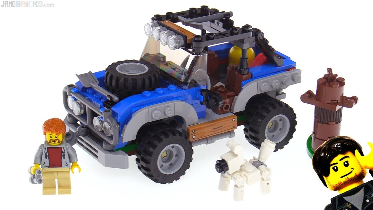 Lego Creator 3 In 1 Outback Adventures Review 31075