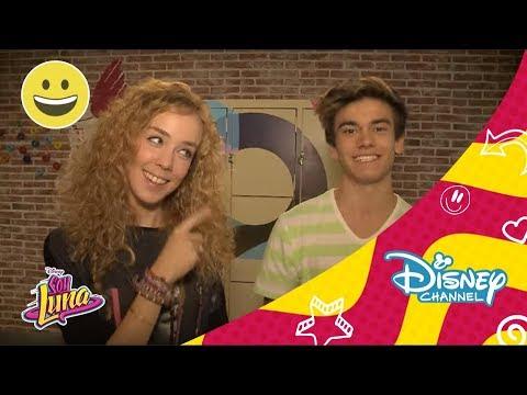 Disney Channel España - Soy Luna - Aquí y Ahora