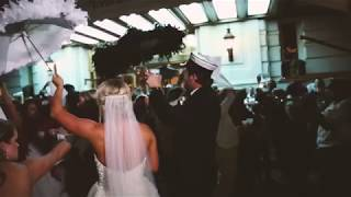Cadi & Brandon // New Orleans Wedding Video by Bride Film