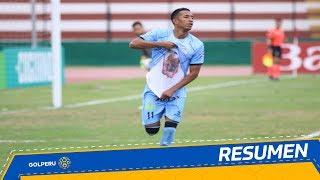 Resumen: Academia Cantolao vs. Real Garcilaso (1-2)