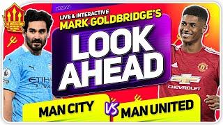 <b>MAN CITY vs MANCHESTER UNITED</b>! DE GEA OUT FOR A ...