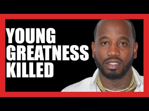 Young Greatness Shot and Killed in New Orleans