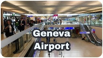 Geneva Airport, Switzerland