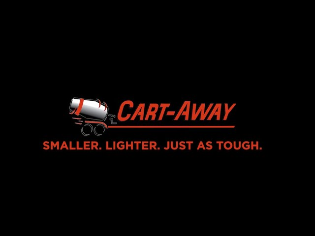 Cart Away - Smaller. Lighter. Just as Tough.