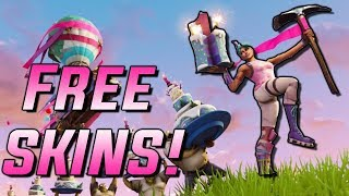 How To Get The FREE *Birthday Skin* in Fortnite