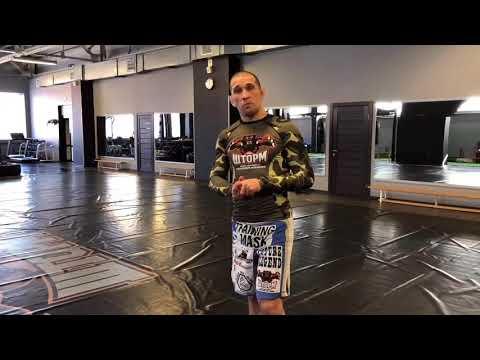Домашняя тренировка от Александра Сарнавского