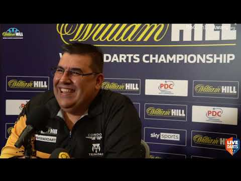 """Jose De Sousa after first Ally Pally win: """"I don't think I can win the World Championship"""""""