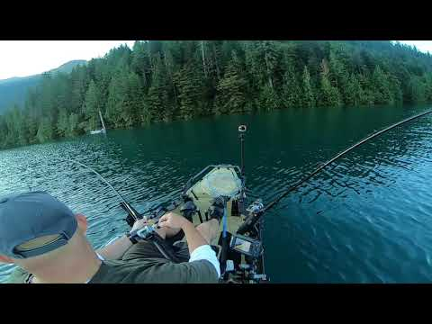 Baker Lake Sockeye 15 Jul 18