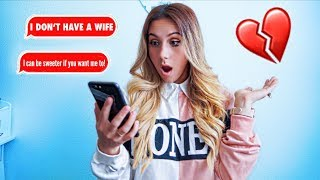 Download CATFISHING My HUSBAND To See If He CHEATS... ( You Won't Believe this!! )   Familia Diamond Mp3 and Videos