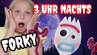 Bestelle NIEMALS 3 UHR NACHTS FORKY aus Toy Story 4 😨 KLEINE FAMILIENWELT