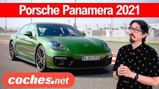 Porsche PANAMERA 2021: ¡Llega el Turbo S! | Primer Vistazo / Review en español | coches.net