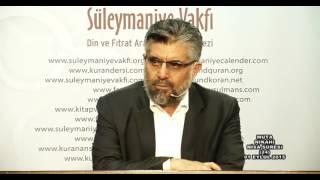 Kuran Sohbetleri Nisa Suresi 24.Ayet-Abdülaziz BAYINDIR
