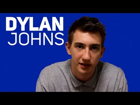 Dylan Johns ('93 Born) Ipswich Tomcats - Texas A&M Commit - Off Court Episode 3