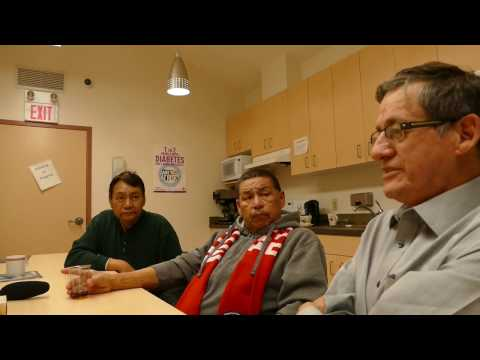 Youth on Manitoba First Nation plead for end to drug, alcohol abuse - Nov 2016