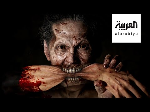 تفاعلكم | فنان ياباني يحول أجسام الناس لأعمال فنية مبهرة  - 20:00-2020 / 6 / 3