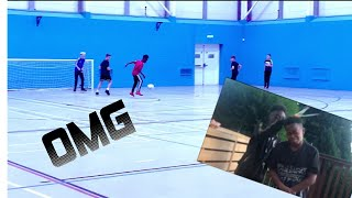Most Humiliating Skills and goals in Futsal ( forfeit challenge)