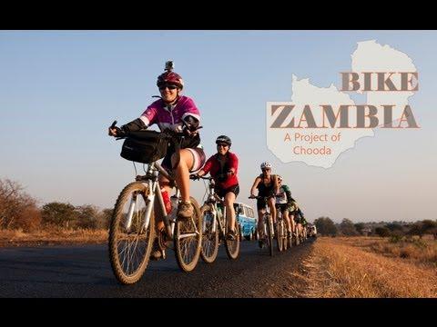 Bike Zambia 2012