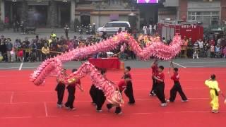 2012全國中小學競技舞龍錦標賽-文德國小
