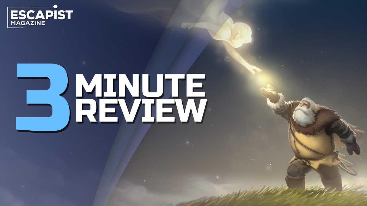 Arise: A Simple Story | Review in 3 Minutes (Video Game Video Review)