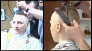 preview clip of Calley's Barbershop Flat Top and Head Shave thumbnail