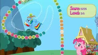 My Little Pony Zuma Game Tutorial(Video Walkthrough)