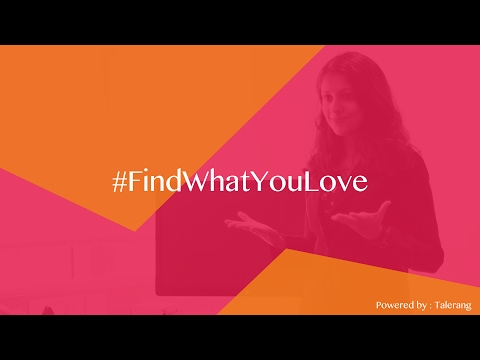 Aahuti Sejpal - Find What You Love