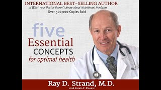 Diets don't work with dr. ray strand ...