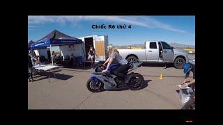 MVlog 80: Trường đua track bình dân ở Mỹ có gì hot ngoài dàn Yamaha R6 độ và gái đít bự? - E&V Subs