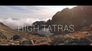 Vodopád Skok a Bystrá Lávka - Vysoké Tatry / High Tatras