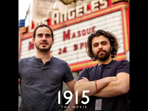 1915 The Movie: Exclusive  With Directors Hovannisian and Mouhibian