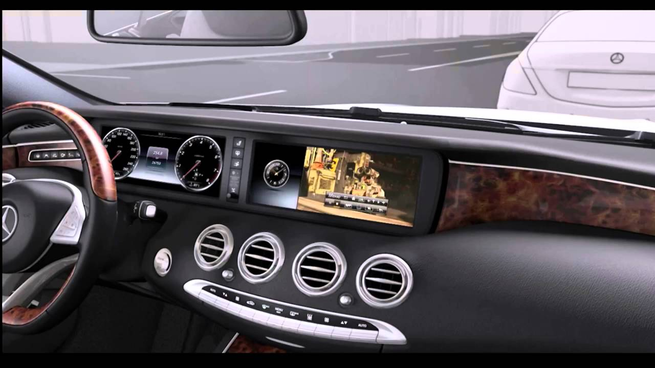 comand online mercedes benz w217 s class coupe youtube. Black Bedroom Furniture Sets. Home Design Ideas
