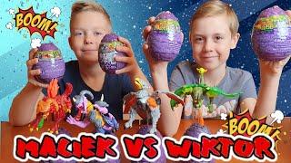 Pojedynek na BESTIE Maciek vs Wiktor