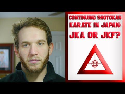 Continuing Shotokan in Japan: JKA or JKF?